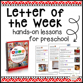 Top Preschool Alphabet Lesson Plans 7 Mistakes To Avoid When Teaching The Alphabet To Your Prescho