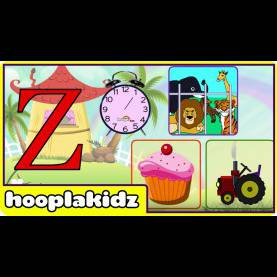 Top Preschool Lesson Plans Letter Z Learn About The Letter Z - Preschool Activity - You