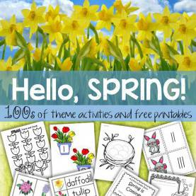 Top Spring Lesson Plans For Young Toddlers Best 25+ Spring Theme Ideas On Pinterest | Spring Theme Fo