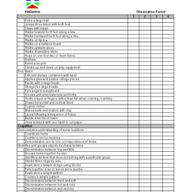Top Two Year Old Curriculum Assessment 3 Year Old Page 3 Of 4 | Assessment Ideas | Pinteres