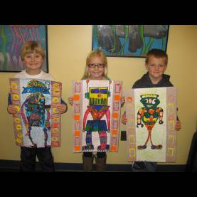 Trending 2Nd Grade Lesson Plans Art Jamestown Elementary Art Blog: 2Nd Grade da Vinci Invented Ro