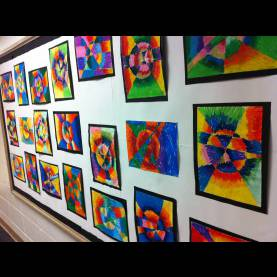 Trending Art Class Ideas For Elementary Students Pin By Barrowford Michelle Hartley On Display Ideas | Pinte
