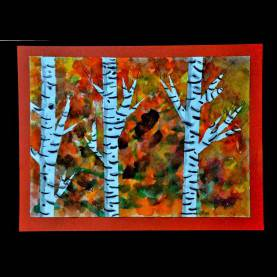 Trending Autumn Project Ideas Autumn Landscape Art Project Ideas | Artmu