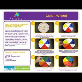 Trending Colors Lesson Plan Primary, Secondary, And Tertiary Colors - Frist Center For Th