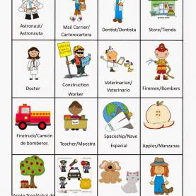 Trending Community Helpers Vocabulary Speech-Languagetherapysessions: September Vocabulary W