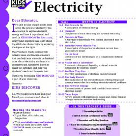 Trending Electricity Lesson Plans This Free Lesson Plan For Kids Discover Electricity Is Packed Wit