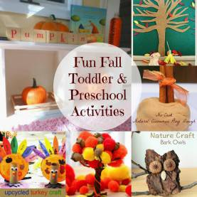 Trending Fall Preschool Themes Fall Preschool Activities And Free Printables | Preschoo