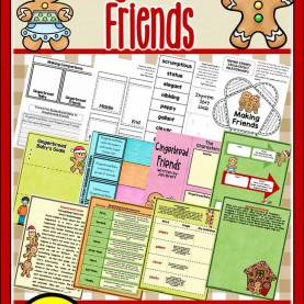 Trending Gingerbread Baby Lesson Plans Jan Brett Gingerbread Friends By Jan Brett Is The Sequel To Gingerbread Bab
