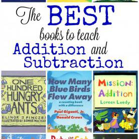 Trending How To Teach Addition To Kindergarten Students The Best Books To Teach Addition And Subtrac