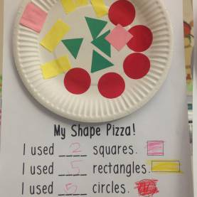 Trending Lesson Plan Kindergarten Shapes Love, Laughter And Learning In Prep!: Five For... Somethin