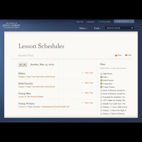Trending Lesson Plan Template Nursery Lesson Schedules Now Available On Lds.Org Tools