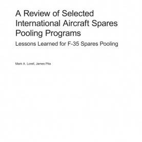 Trending Lessons Learned Ground Rules A Review Of Selected International Aircraft Spares Poolin