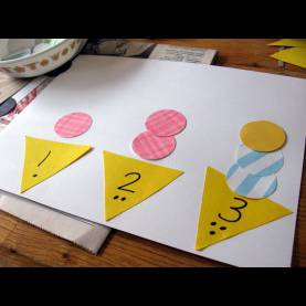 Trending Math Crafts For Preschoolers Hands-On Math For Preschool: The Letter