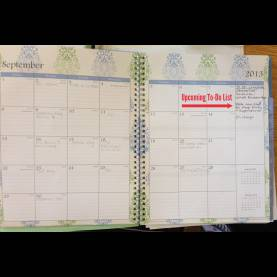 Trending Teacher Calendars And Planners Pump Up The Planner - The Together Teacher The Together Tea