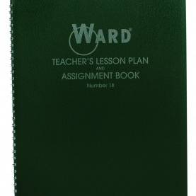 Trending Ward Teacher Lesson Plan And Assignment Book Number 16 Amazon.Com : Ward 18 Lesson Plan Book, Wirebound, 8 Class Period