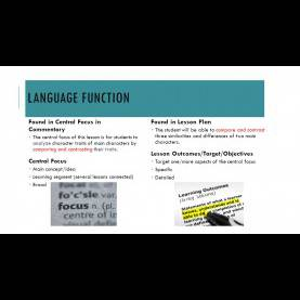 Trending What Is Language Function In A Lesson Plan Stuff You Need To Know To Write Your Commentary And Lesson Plan