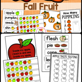 Typical Apples And Pumpkins Lesson Plans For Preschool Preschool Lesson Plan- Autumn | Center Ideas, Preschool Lesson