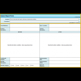 Typical Capturing Lessons Learned Template Pdca | Sigma Magic Arti