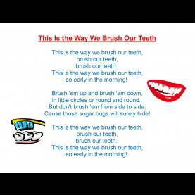 Typical Dental Lesson Plans For Preschool Dental Hygiene €? Wee Bee R