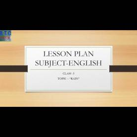 Typical How To Plan An English Lesson Btc Lesson Plan Of English For Primary Classes - You