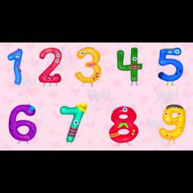 Typical Learning Counting For Preschool Learn Numbers And Math For Kids - Preschool Learning And Number