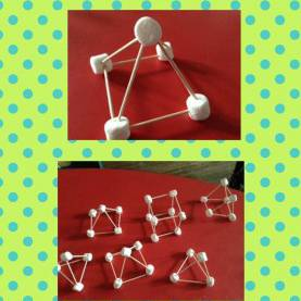 Typical Lesson Plan 3D Shapes Geometry Fun | 3D Shapes, Marshmallow And Alterna