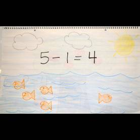 Typical Lesson Plan On Subtraction For Kindergarten Mrs. Ricca'S Kindergarten: Fun With Subtract
