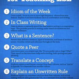 Typical New Ideas For Teaching 7 New Ideas For Teaching Esl: Po
