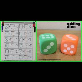 Typical Teaching Addition To Kindergarten A Kindergarten Smorgasboard Introduction To Addition | Th