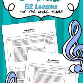 Typical Third Grade Music Lesson Plans 2Nd Grade Music Lesson Plans (Set #1) | Game Ideas, Activities An