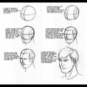 Unusual Basic Art Lessons Basic Drawing Lessons Art Lessons In Artist Alley Kids Read Comic