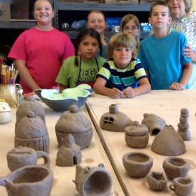 Unusual Creative Classes For Kids Creative Clay Saturday Handbuilding Classes For Kids | Riverbotto