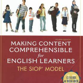 Unusual Echevarria Making Content Comprehensible Making Content Comprehensible For English Language Learners: Th