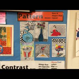 Unusual Elementary Art Lesson Plans Contrast Ms. Maggie Mo'S Still Life With Contrast Lesson. Why Does The Gir