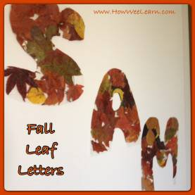 Unusual Fall Art Projects For 1 Year Olds 50 Crafts For 2 Year Olds! - How Wee L
