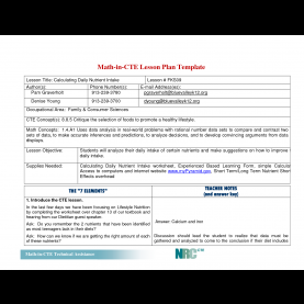 Unusual Lesson Plan Example For Math Best Photos Of Math Lesson Plan Template - Math Lesson Pla
