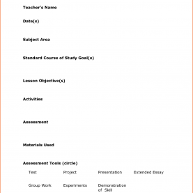 Unusual Lesson Plan Outline Doc 8+ Lesson Plan Template Doc - Bookletemplate