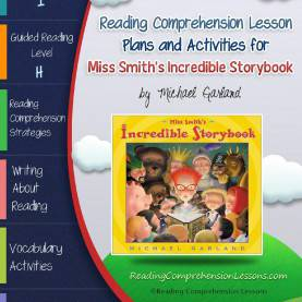 Unusual Lesson Plan Story Book Miss Smith'S Incredible Story Book Lesson Plans & Activitie