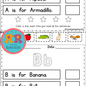 Unusual Lesson Plan Teaching Alphabet Kindergarten Pin By Teaching Richarichi On Managing Your Classroom! | Pinteres