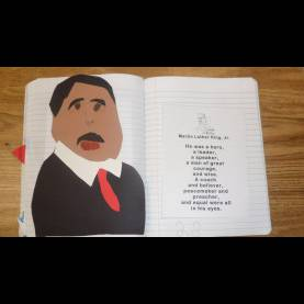 Unusual Martin Luther King Jr 3Rd Grade Lesson Plans Just 4 Teachers: Sharing Across Borders: Martin Luther King, J