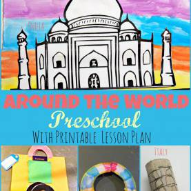 Unusual Preschool Lesson Plans Japan Around The World Preschool Week Theme With Free Printable Two da