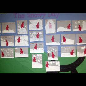 Unusual Preschool Lesson Plans The Snowy Day A Flurry Of Activities | The Ezra Jack Keats Founda