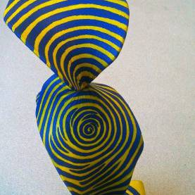 Unusual Sculpture Lesson Plans For High School Kids Art Market: Op Art Wire Sculptures | Artist Inspired Lesson