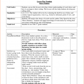 Unusual Session Plan Template Doc Lesson Plan Template Doc - Aradi