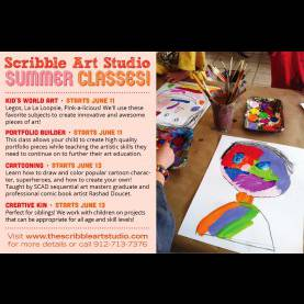 Unusual Summer Art Classes For Kids Southern Mamas » Blog Archive » Summer Art Classes For Kids A