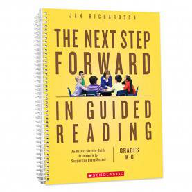 Unusual The Next Step In Guided Reading Pdf The Next Step Forward In Guided Reading:an Assess-Decide-Guid