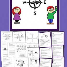 Useful First Grade Lesson Plans Maps 44 Best Map Skills Images On Pinterest | Map Skills, Learnin