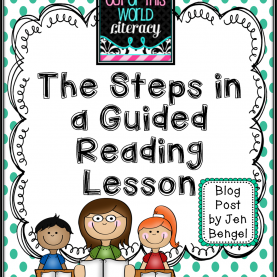 Useful Guided Reading Steps For Kindergarten Getting Started With Guided Reading | Guided Reading, School An