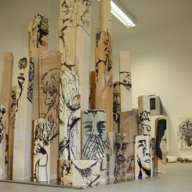 Useful High School Art Projects 3D Bryony Houldsworth: Year 1- Experimental Drawing Project | Ar