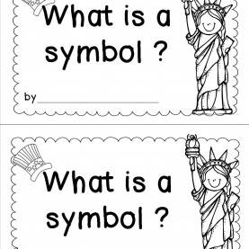 Useful Kindergarten Lesson Plans On American Symbols American Symbols | Teacher To The
